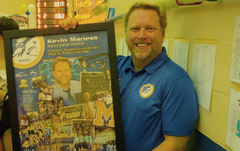 Kevin Maness Swim Coach
