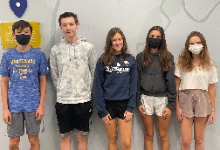 Mariemont High School Students Named National Merit Scholars
