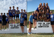 MHS Boys and Girls Cross Country Teams Claim District Titles