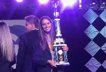 Mariemont High School Student Elected DECA State Officer