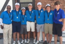 Mariemont Boys Golf Team Captures CHL Championship