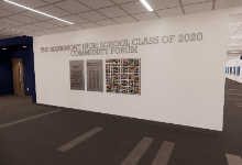 "District Announces ""The Mariemont High School Class of 2020 Community Forum"" In New Building"