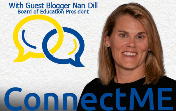 ConnectME Guest Blogger Nan Dill