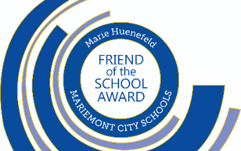 Friend of the School Award Logo