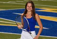 Taylor Advances to OHSAA Tennis District Tournament