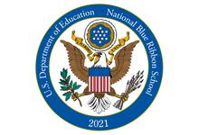 National Blue Ribbon School Award 2021