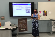 Teaching During a Pandemic: Mrs. Jessica Long