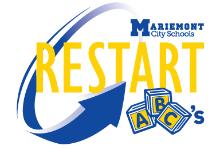 RESTART Mariemont ABCs Logo