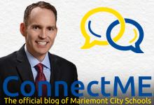 ConnectME Blog Logo