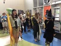 TPE Halloween Parade