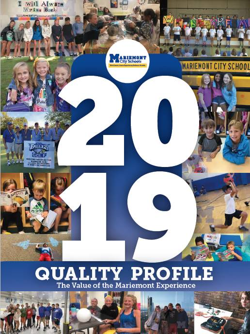 2019 QP Front Cover