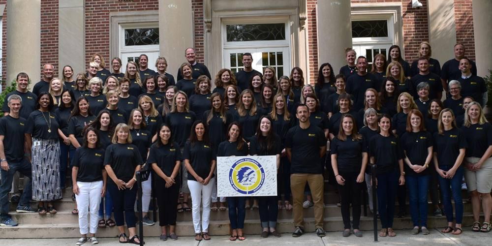 Staff of Mariemont Elementary School