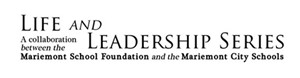 Life & Leadership Series logo